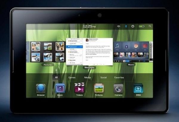 BlackBerry PlayBook, primeras críticas a la tableta BlackBerry PlayBook en su lanzamiento