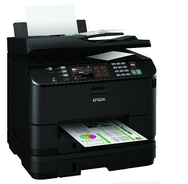 Epson Workforce Pro WP-4000 y WP-4500, impresoras para Pymes con buena resolución