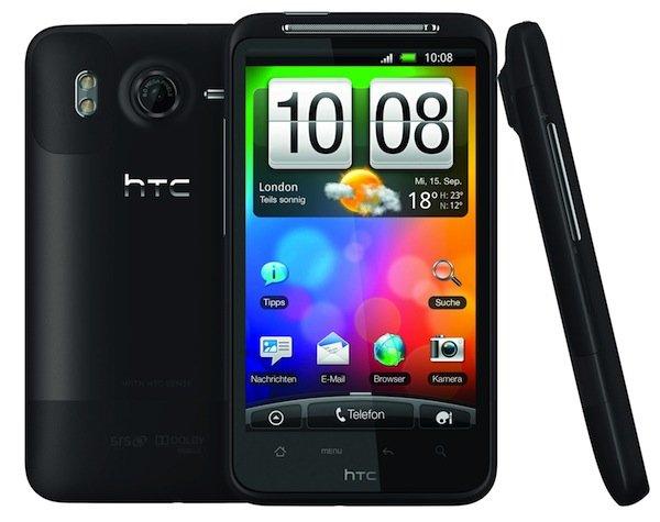 HTC Desire HD, a la venta en España este móvil potente de HTC con pantalla de 4,3″