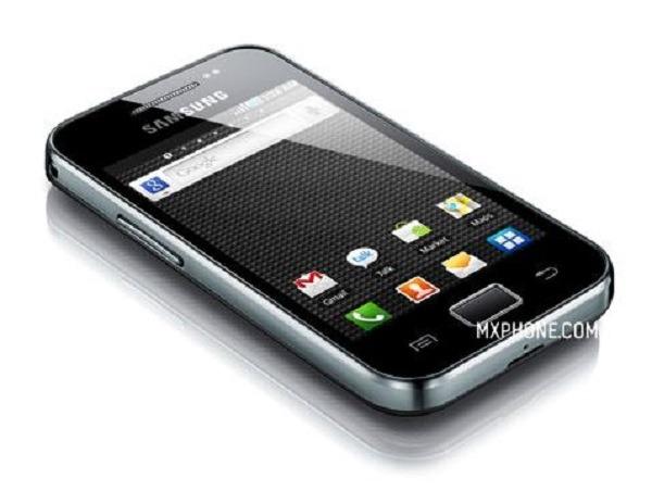 Samsung Galaxy Ace, hermano pequeño del Samsung Galaxy S
