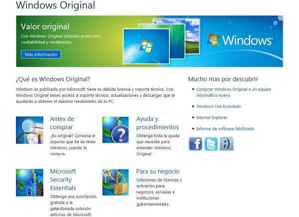 Cómo activar tu copia de Windows 7