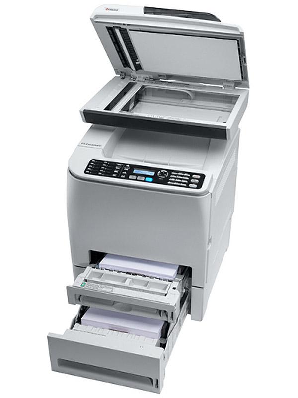 Kyocera Fs C1020mfp Impresora Multifunci 243 N Con Sistema